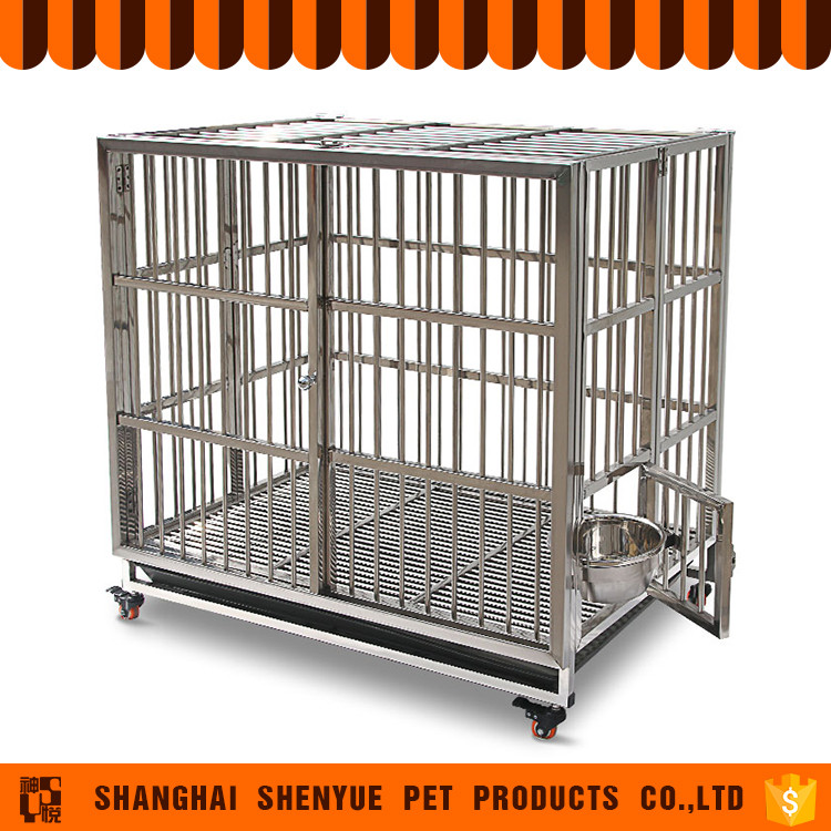 Unique Factory Price Large Dog Kennel