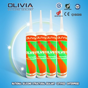 Top Quality OLVS18 General Purpose Acetic Silicone Sealant Manufacturer