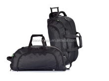 2015 wholesale cheap extensible handle trolley travell bag