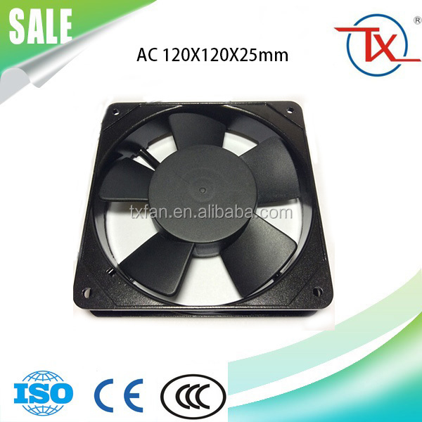 120mm 12025 120x120x25 110v 380v 220 volt Good quality roof extractor fan