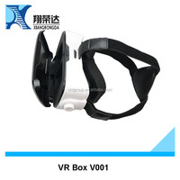 Super VR BOX, 3D Virtual Reality VR Headset Latest Upgrade Glasses Virtual Reality Mobile Phone 3D Movies for iPhone