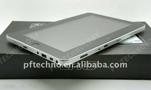 2011 NEW 10 inch P10 A9 Capacitive touch Android 2.2 tablet pc