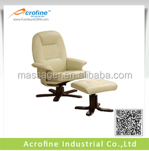 High quality Pu leather recliner chair with comfortable sitting feeling