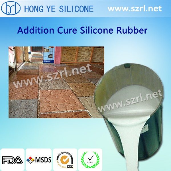 2 parts liquid rtv2 silicone for making gypsum cornice mould