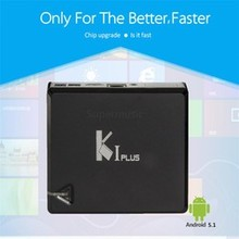 K1 Plus S905 With Best Cpu 1G8G Android 5.1.1 Tv Box Support Order Sample Test And Discount