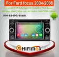 HIFIMAX 2 Din For Ford Focus 2004 -2008 Android 7.1 Car GPS DVD Multimedia System Touch Screen Radio Bluetooth Canbus optional