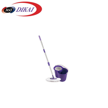 Dikai SUPAMOP E350 wood mop stick with ISO CE