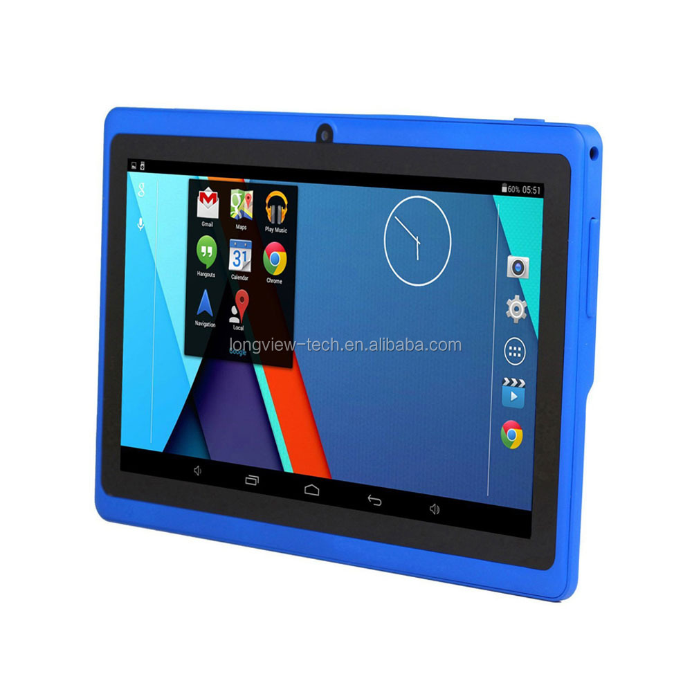 Cheap Factory Supply 7 inch Android Quad Core WIFI Bluetooth Tablet PC