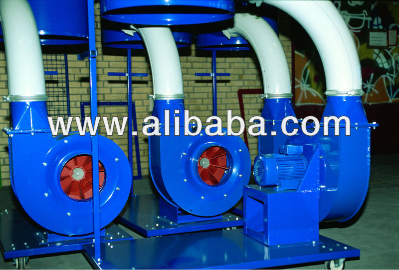 JK-30D ATEX Centrifugal Transport Blower/Fan For Material Handling