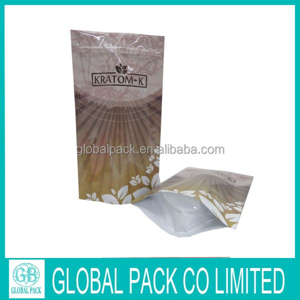 Wholesale custom printed foil laminated ziplock plastic bags