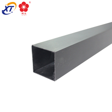 extruded hollow aluminum square tube 6061 t6
