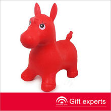 2013 Customized Promotional Inflatable Donkey Animal Toy
