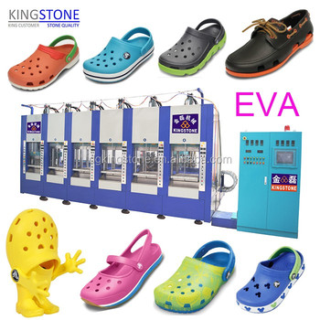 JL-198 EVA Shoes Making Machine, EVA Injection Shoe Machine