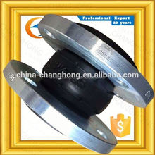 Factory Customized Professional pipe rubber joint components for bridge