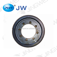 Electric motorcycle transmission high precision spare parts cylindrical shape carbon steel spur gear