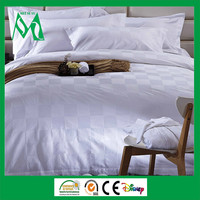Quilt cover set jacquard 4pcs for hotel