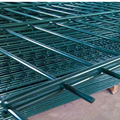 Fold pvc coated Welded wire mesh fence