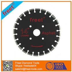 diamond disc 350mm for asphalt