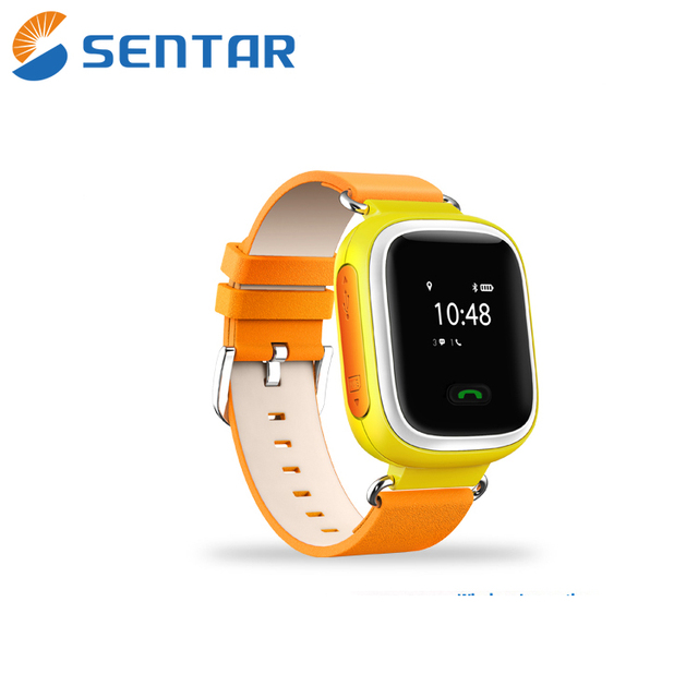 Korea wholesaler hot sale GPS Automatic Tracking Anti-Lost Device Smart Watch for Kids