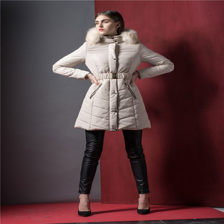 Best seller special design thick girl's dust coat with many colors
