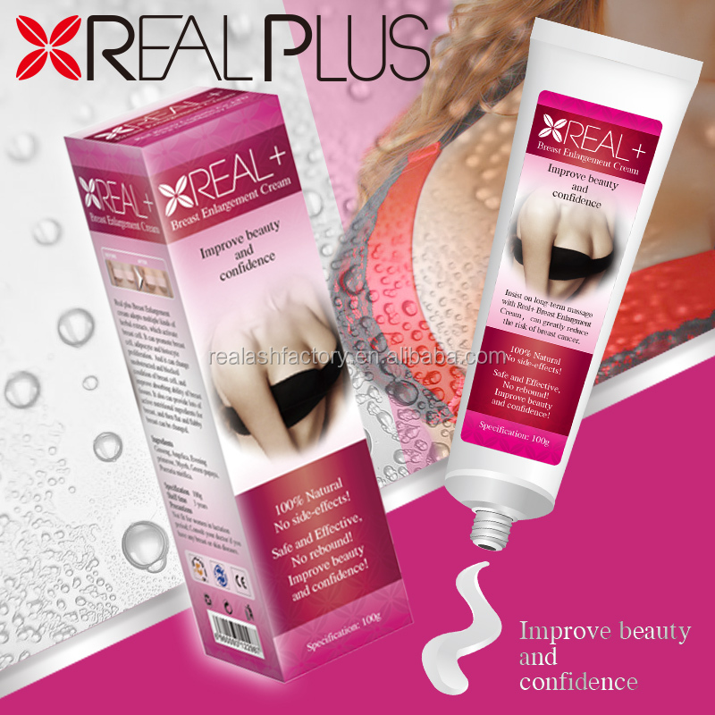 women sexy breast shape From Real Plus breast enhancement cream gel