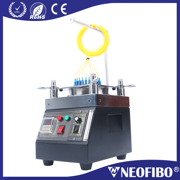 Neofibo manufactured NEOPL-2000A fibre optic cable polishing machine
