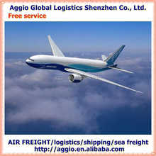 Air freight and express forwarder for color changing led night lamp air logistics