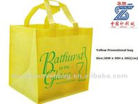 promotion eco non-woven shopping 6 wine bottle tote bag (HL-6030)