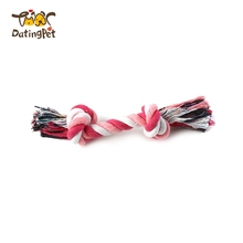 Cheap Price Pastel Knot Cotton Rope Pet Toy For Dogs