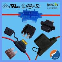 auto electrical fuse box