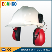 Taiwan CE Hearing Protection Helmet Mounted Ear Defenders