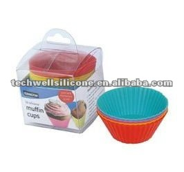 silicone cupcake cases mould
