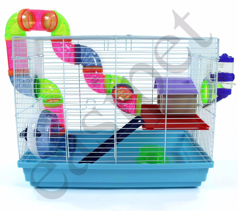 Luxury hamster cage Small Pet Cage
