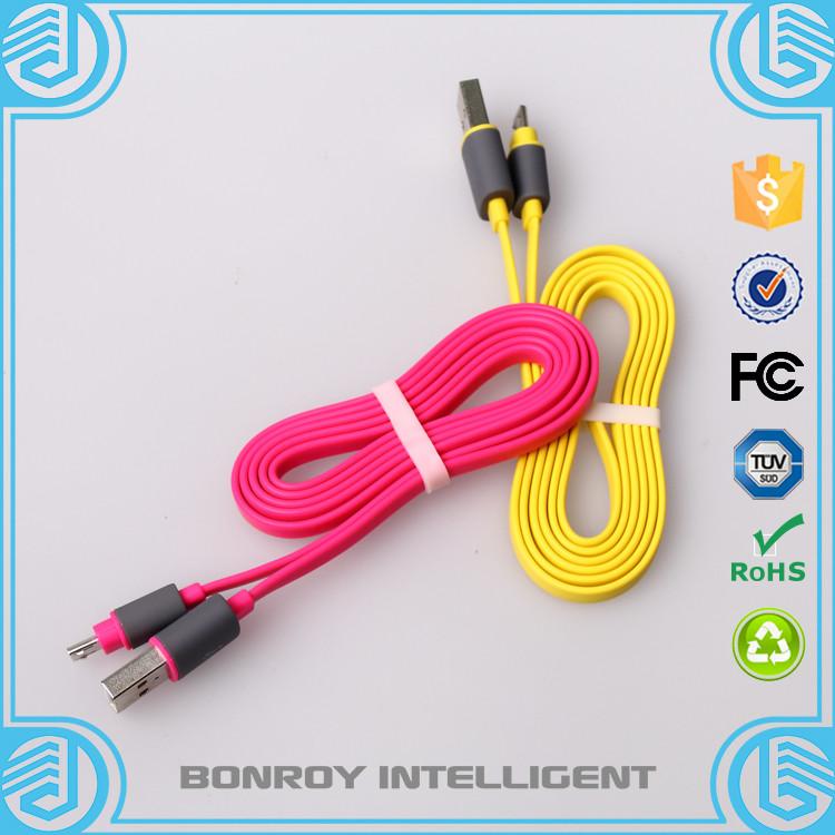 Китай Индивидуальные лучшие продажи хорошее качество низкая цена micro usb кабель 1 М/2 М/3 М/5 М