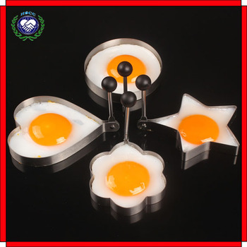 Kitchen Egg Fry Frier Fried Egg Mould