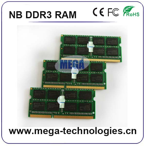 Original Packaging ram memory ddr3 8gb laptop / Notebook ddr ddr3 2gb 4gb available laptop memory
