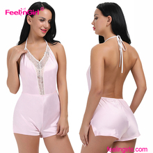 Factory Price Ladies Summer Latest Design Bedroom Sexy Night Wear