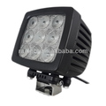 5inch square 90w led work light for agriculture tractor