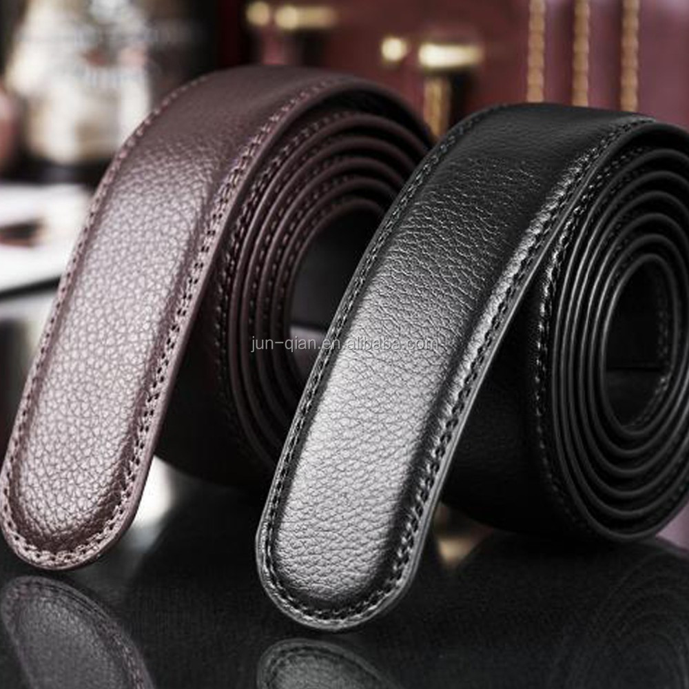new model cheap leather belts for men china leather for shoes