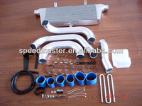 Intercooler with piping kits for 200SX S13 CA18DET
