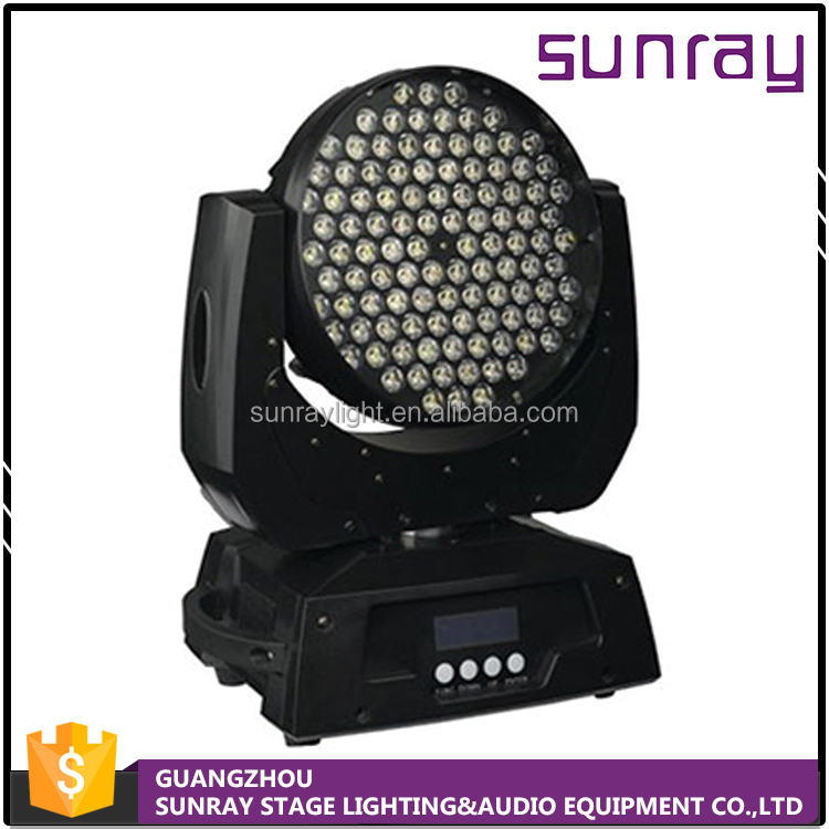 Competitive Price 108Pcs Led 14 Standard Dmx512 Channels Dj Stage Sharpy Moving Head Light