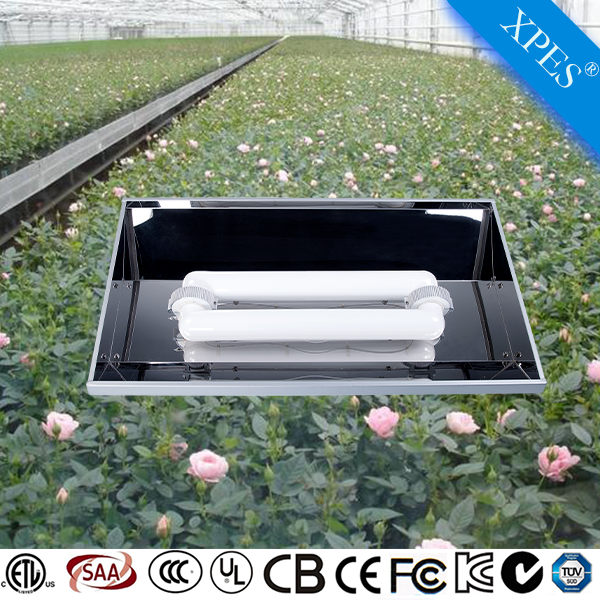 New designed 150w induction plant grow lamp replace 2700k 300w led grow panel lamp