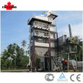 96t/h CL-1200 batching plant for road construction equipment