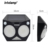 New Design Dual Headed sensor Waterproof Outdoor Motion Sensor Lights for garden lighting and decoration