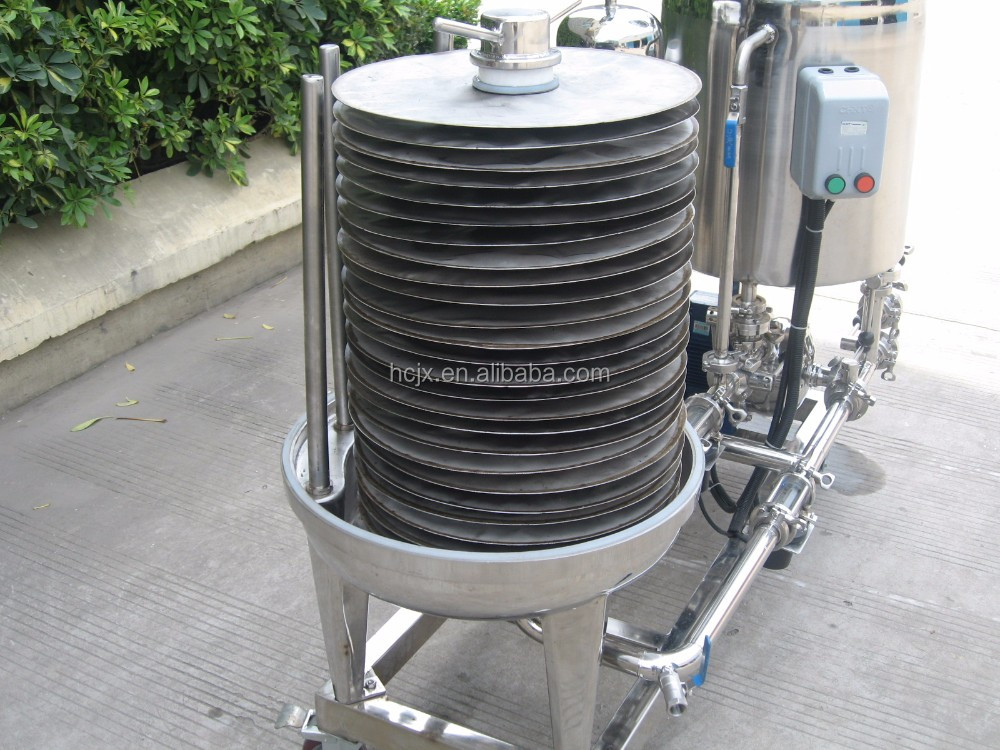 Filter machine with leaf/filter machine/filter equipment