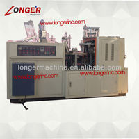 Paper Cup Machine with Ultrasonic Sealing|2014 New type paper cup making machine|2014 New paper cup forming machine