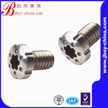 aluminium 6061 price of decorative screws nut and bolt