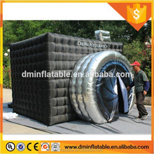2016 inflatable wedding photo booth, wedding photo enclosure, inflatable led photobooth for weddings