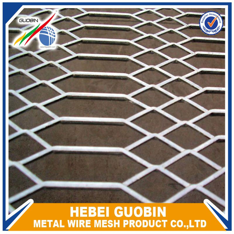 galvanzied expanded perforated sheet metal dog cage