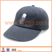 Men Style Classic Black Blank Baseball Hat Golf Cap Promotion Caps